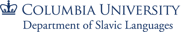Department of Slavic Languages logo